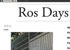 rosdays.blogspot.co.il