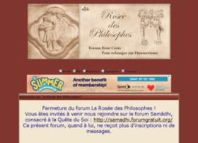 rose-croix.forumzen.com