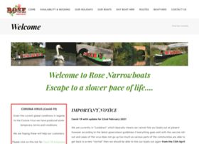 rose-narrowboats.co.uk