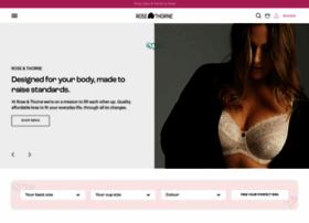 roseandthorne.com