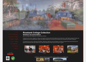 rosebankcottages.com