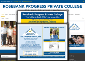 rosebankprogresscollege.co.za