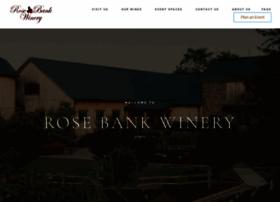rosebankwinery.com