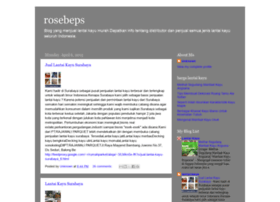 rosebeps.blogspot.it