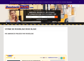 rosebleue.destockplus.com