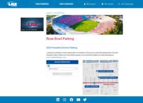 rosebowl.lazparking.com