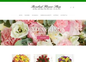 rosebudflowershop.com