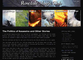 rosedalemagic.com