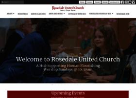 rosedaleunited.org