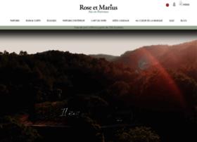 roseetmarius.com