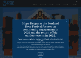 rosefestival.org