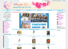 roseforlove.com