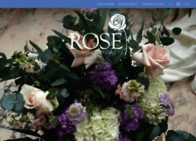 rosehamsonflowers.co.uk