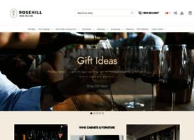 rosehillwinecellars.com