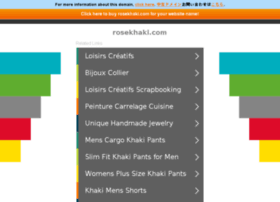 rosekhaki.com