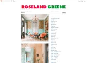roselandgreene.blogspot.com