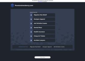 roselandresidency.com