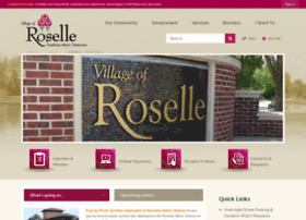 roselle.il.us