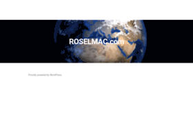roselmac.com