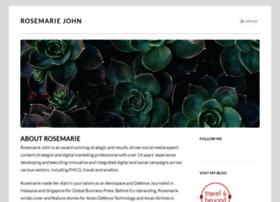 rosemariejohn.com