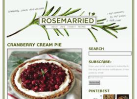 rosemarried.com