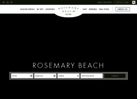rosemarybeach.com