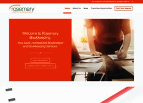 rosemarybookkeeping.com