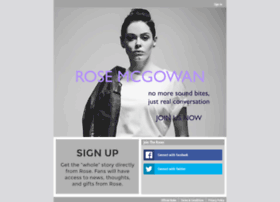 rosemcgowan.socialtoaster.com
