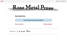 rosemetalpress.submittable.com