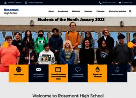 rosemont.scusd.edu