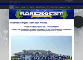 rosemounthockey.com