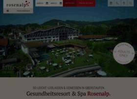 rosenalp.de