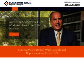 rosenbaumbloom.com