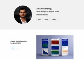 rosenberg.carbonmade.com