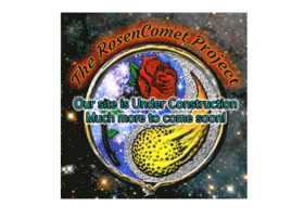 rosencomet.com