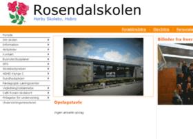 Rosendalskolen.skoleintra.dk