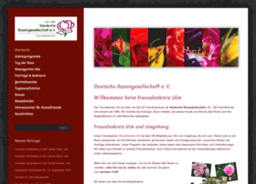 rosenfreunde-ulm.de