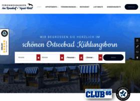 rosenhof-kuehlungsborn.de