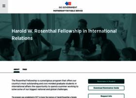 rosenthalfellowship.org