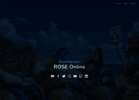 roseonlinegame.com