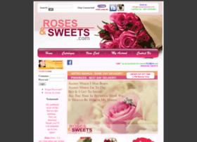 rosesandsweets.com