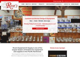 rosesequipment.com