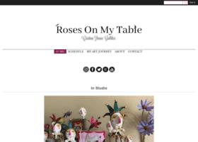 rosesonmytable.ning.com