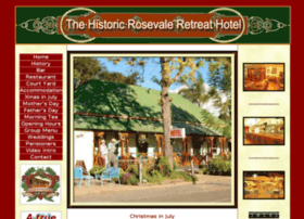 rosevaleretreathotel.com