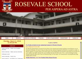 rosevaleschoolcdo.org