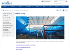 roseville.waterinsight.com