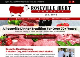 rosevillemeats.com