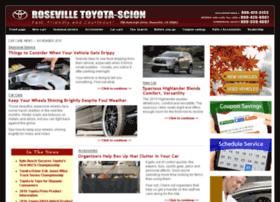 rosevilletoyota.sensibledriver.com