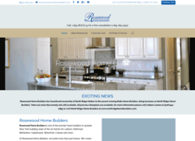 rosewoodhomebuilders.com