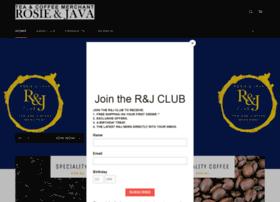 rosieandjava.com